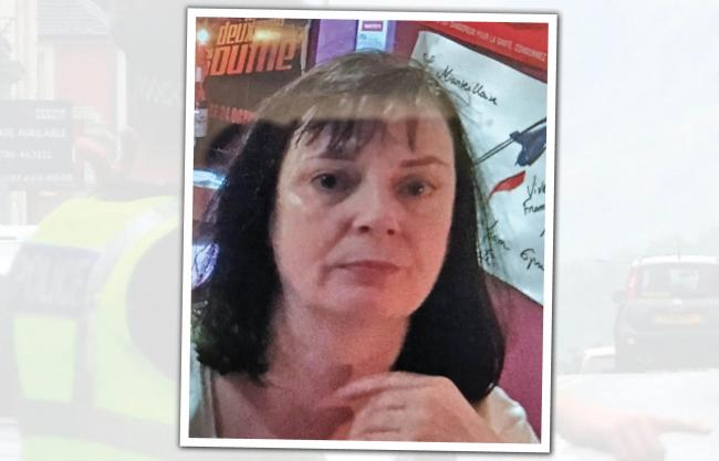 Appeal to trace missing Alloa woman
