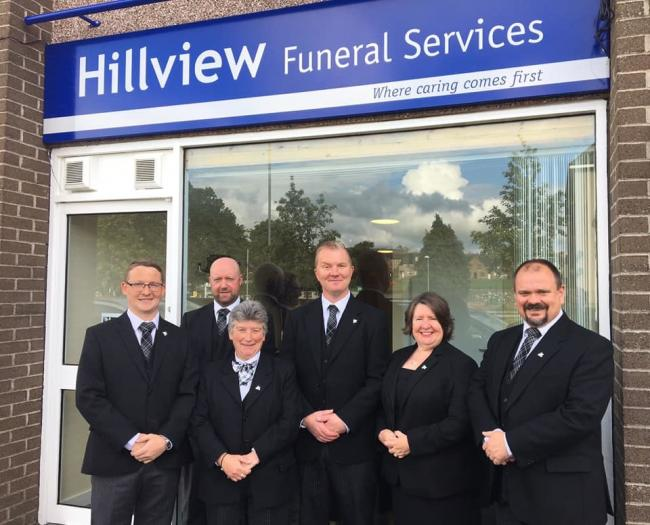Staff at Hillview