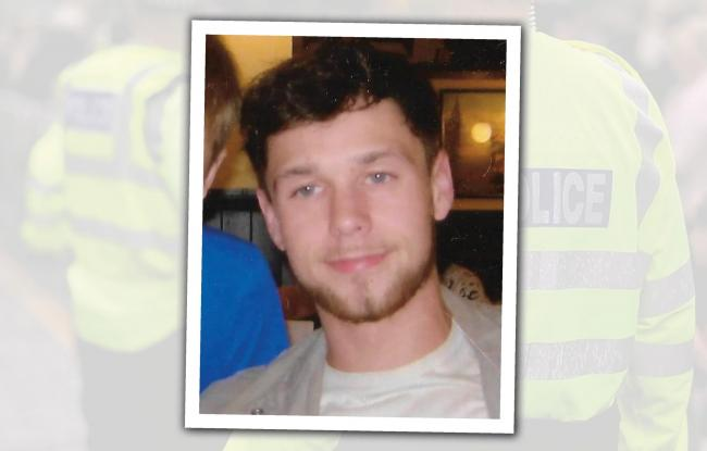 Andrew has not been seen since Wednesday evening as police appeal for information