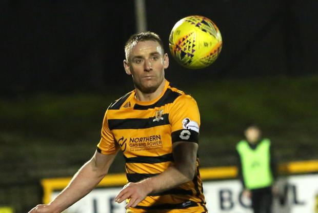 Alloa and Hillfoots Advertiser: The likes of skipper Andy Graham are very likely to sign on for another year in Clacks