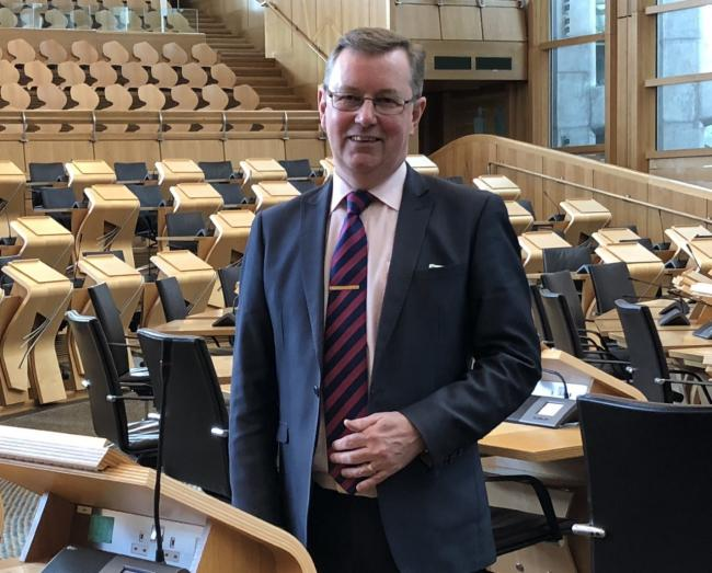 This week's Political Stand features Alexander Stewart MSP