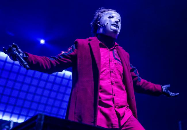 Fans fury as a number of phones are stolen at Slipknot gig