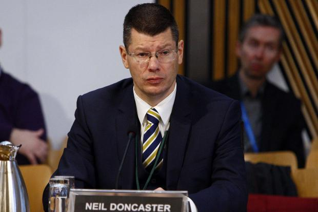 Alloa and Hillfoots Advertiser: Neil Doncaster