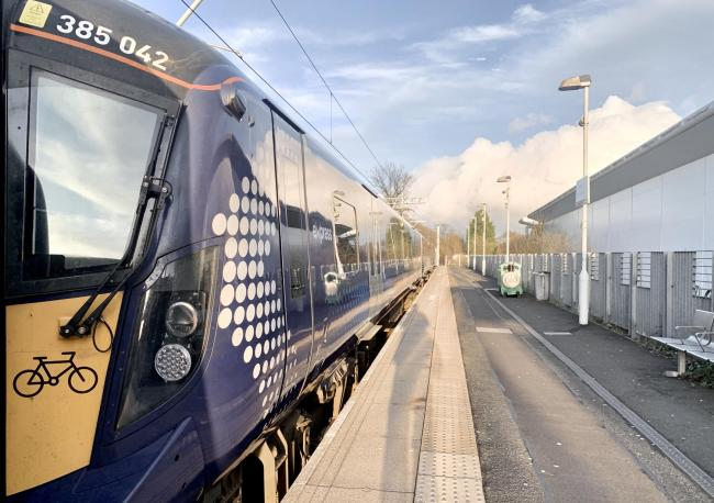 Timetable changes: No train services at Alloa after 8pm