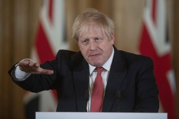 Alloa and Hillfoots Advertiser: Prime Minister Boris Johnson ordered all pubs, bars, and restaurants to close