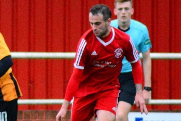 Sauchie stalwart Ant McTaggart admits it is a worrying time for everyone