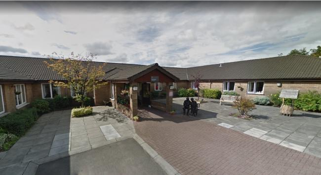 "Care provider HC-One confirmed The Orchard in Tullibody ""previously experienced an outbreak"