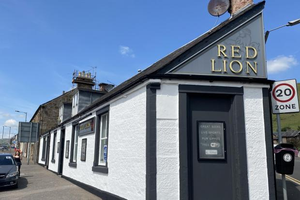 The Red Lion is being given a facelift to welcome back people once restrictions are eased