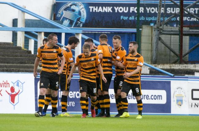 The Wasps enjoyed mixed fortunes in Inverclyde last season