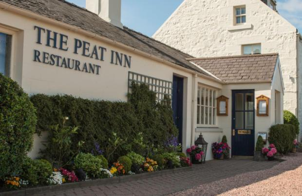 Alloa and Hillfoots Advertiser: The Peat Inn