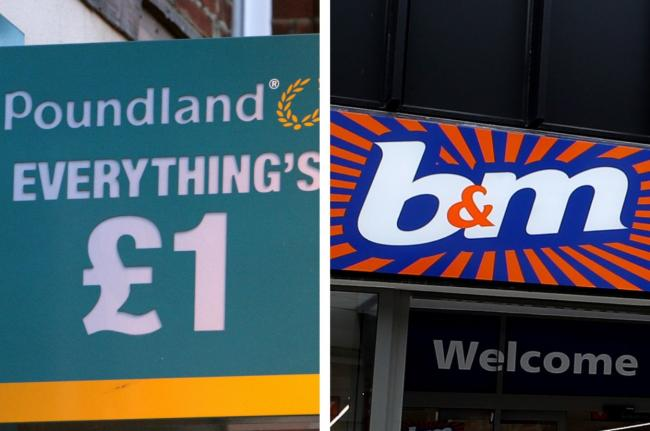Poundland and B&M Bargains reveal if they will introduce limits on purchases. Picture: Newsquest