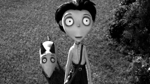 Alloa and Hillfoots Advertiser: This Tim Burton film is a clever twist on the classic Frankenstein story. Credit: Walt Disney Picture