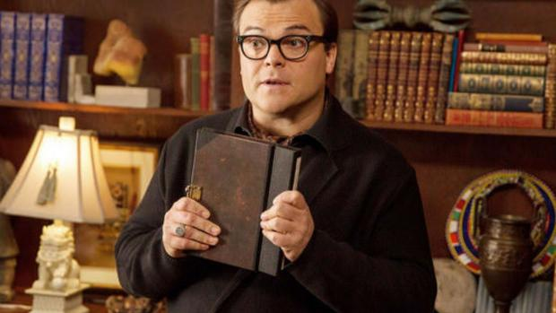 Alloa and Hillfoots Advertiser: Jack Black plays R.L. Stine in this imagining of what would happen if all of the Goosebumps books came alive at once! Credit: Columbia Pictures