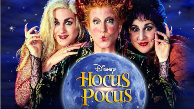 Alloa and Hillfoots Advertiser: The trio of witches in this movie is irresistibly charming and fun for all ages. Credit: Walt Disney Pictures
