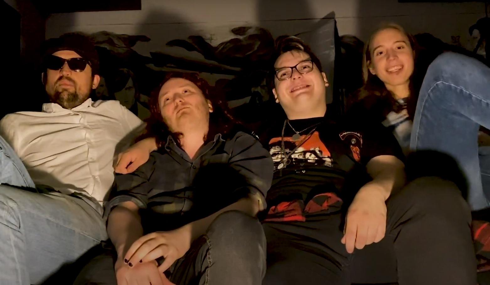 Tech :  Lights, Camera, Action … Salt River Shakedown sortira un nouveau single  , avis