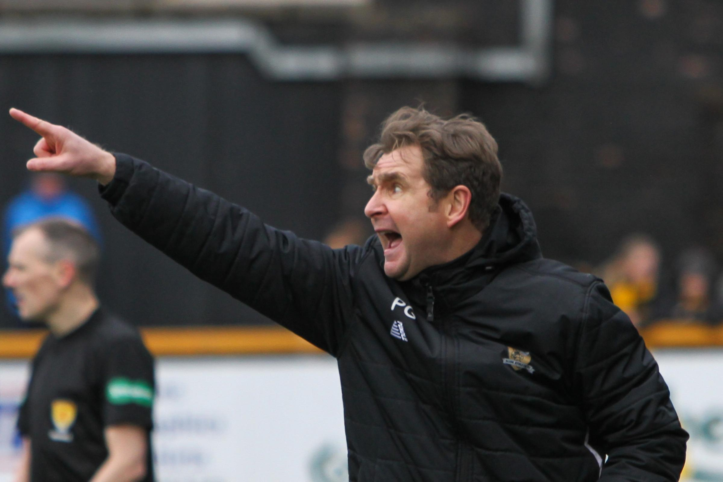 Alloa boss: 'We showed a completely different side to ourselves'