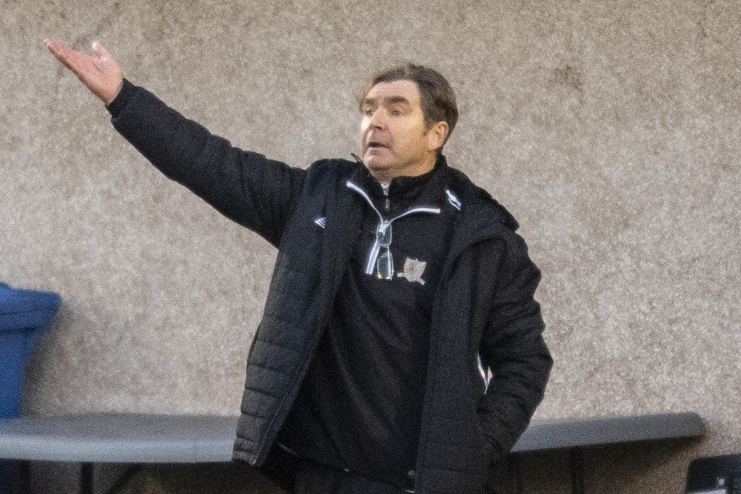 Grant: We thoroughly deserved victory over Hearts