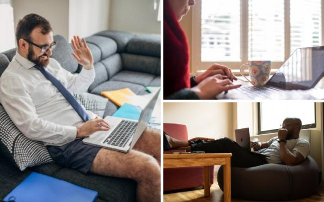 SAMH reveal tips to stay mentally healthy when working from home