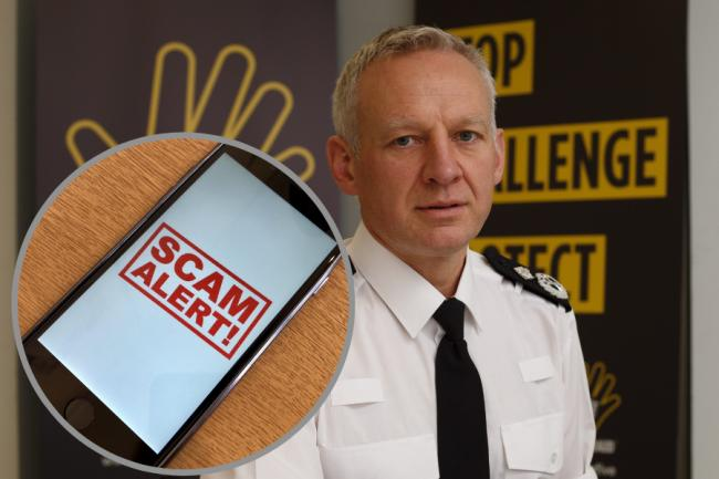 Police urge Scots not to fall for this Covid scam as fraud reports rocket in pandemic