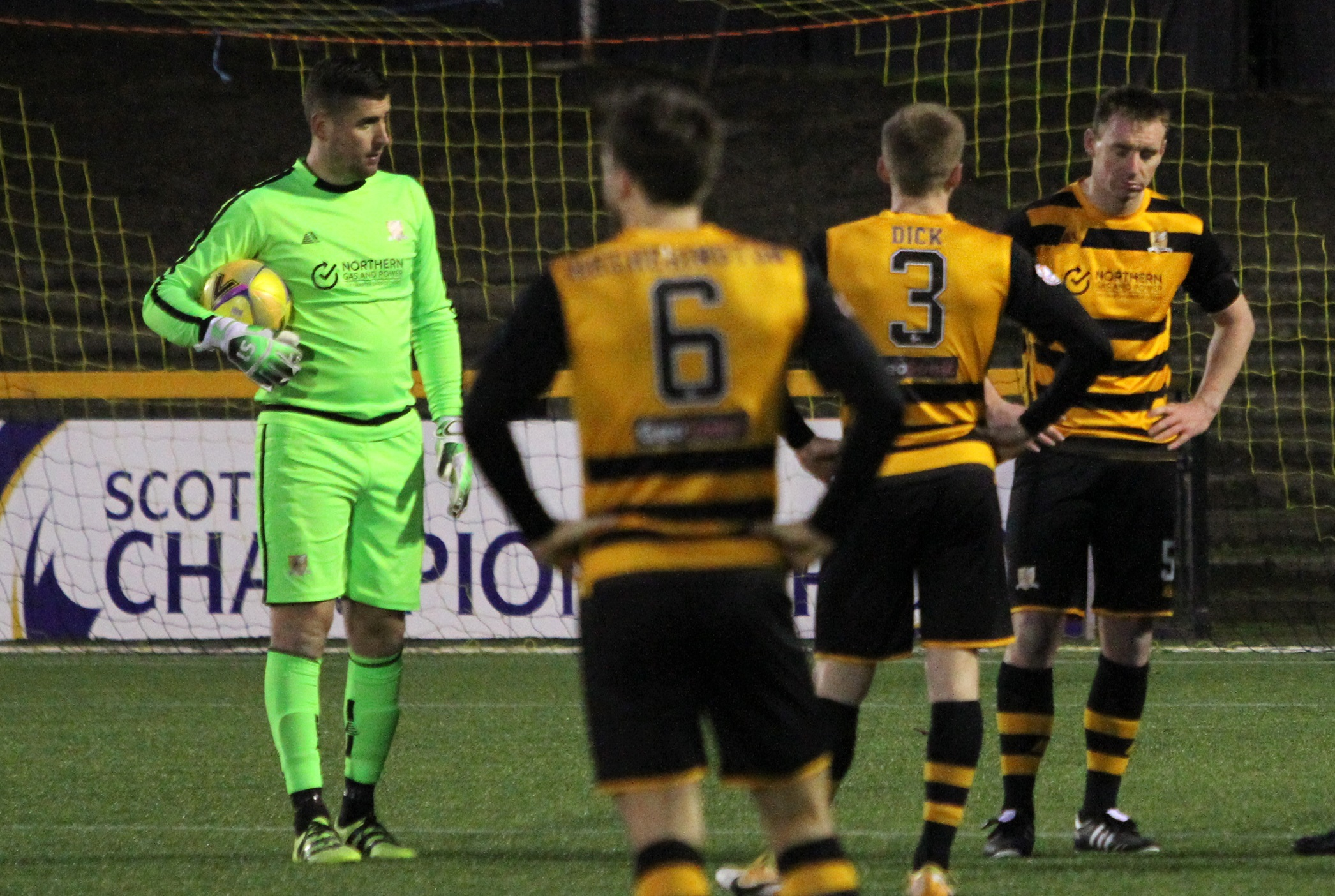 Alloa 2-3 Cove Rangers: Wasps bow out of the Scottish Cup
