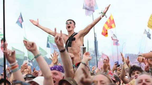 Glastonbury 2021 cancelled amid Covid-19 pandemic. (PA)