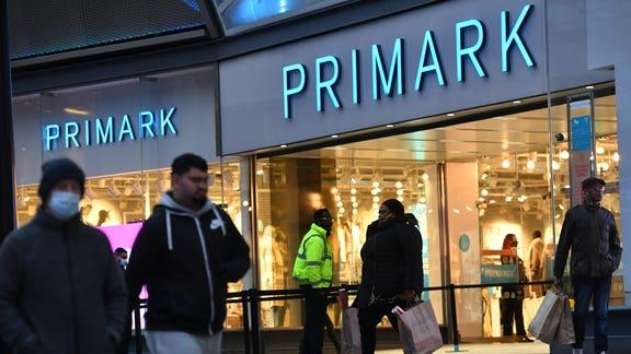 Primark recalls jewellery products amid allergic reaction fears. (PA)