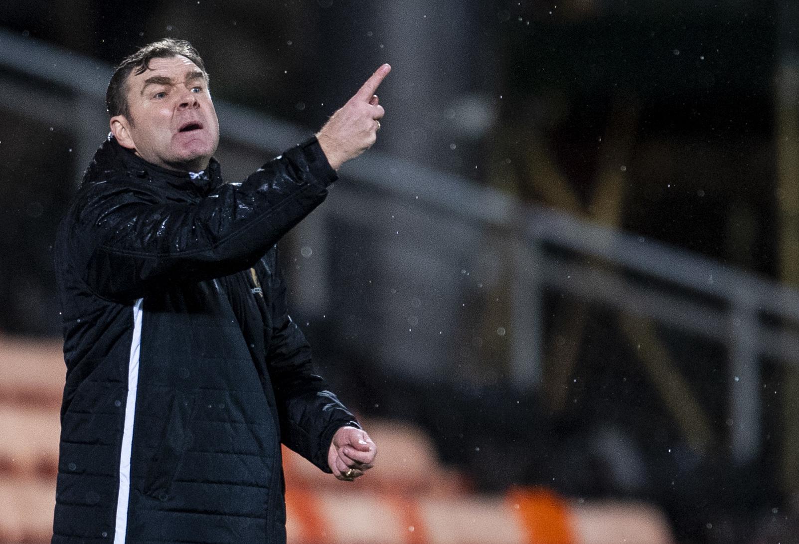 'A massive three points' – Grant's delight at Alloa victory
