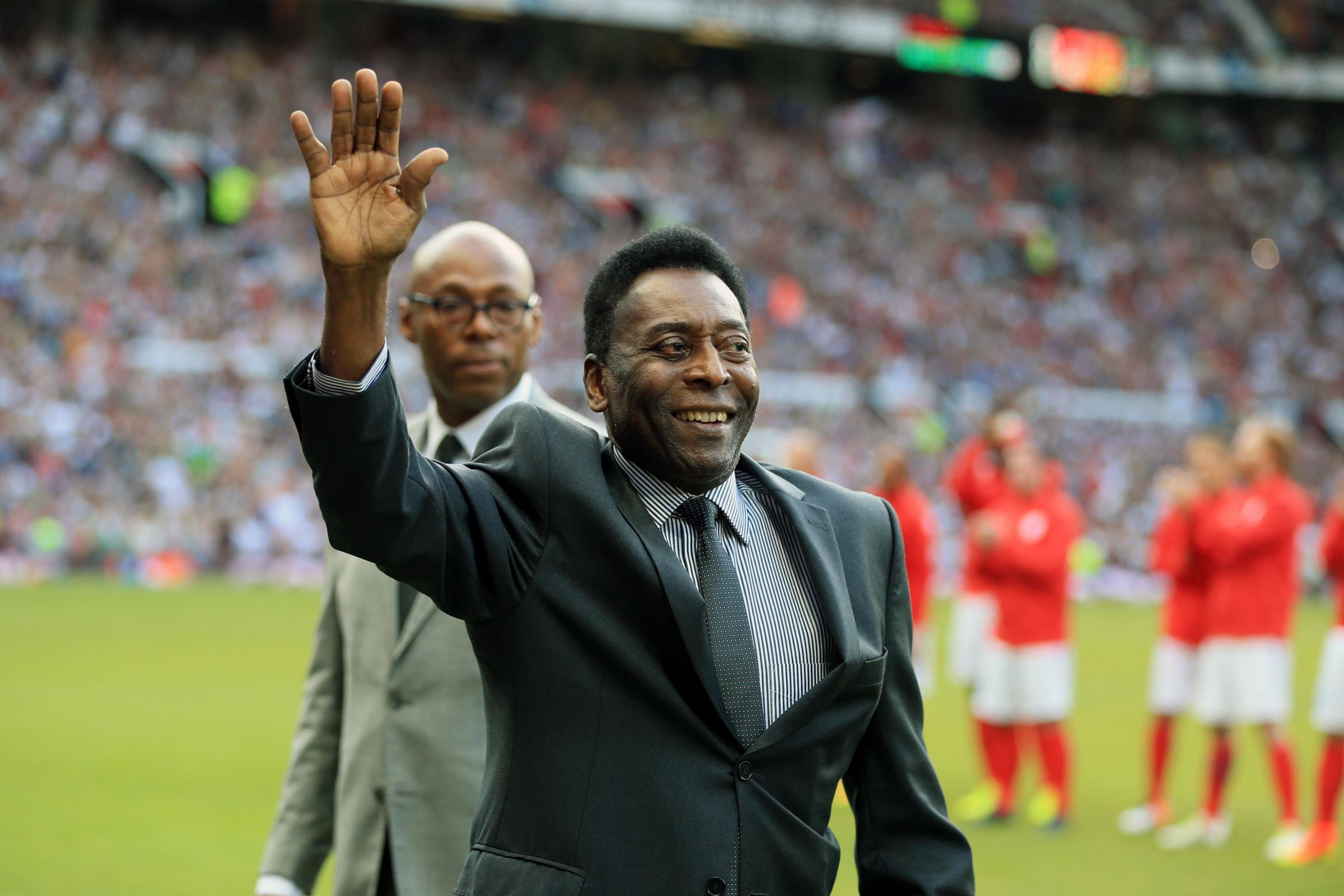 New film highlights the doubts about Pele ahead of Brazil's 1970 World Cup  win | Alloa and Hillfoots Advertiser