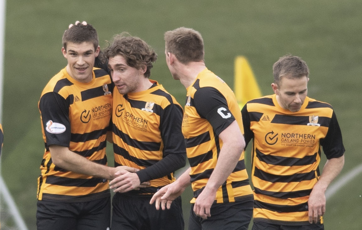 Alloa 1-1 ICT: Two points dropped in Wasps' relegation fight