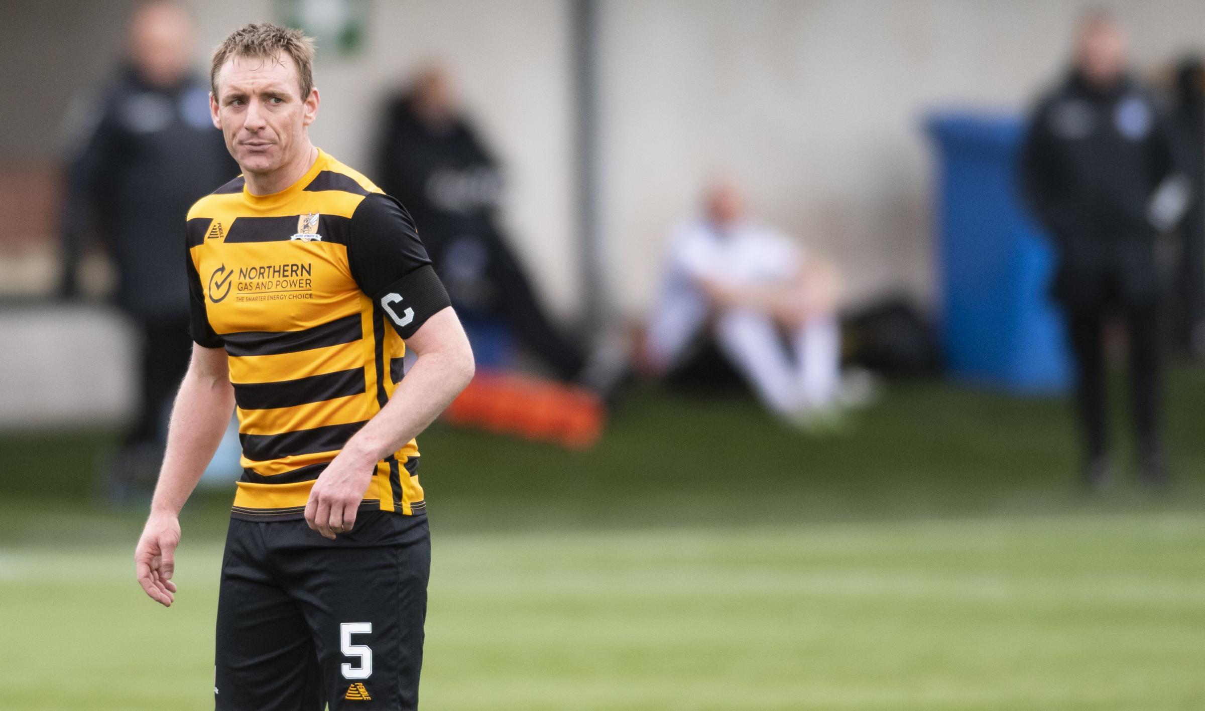 Graham aims to captain Alloa back to the Championship