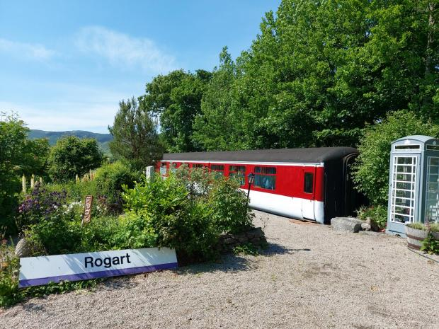 Alloa and Hillfoots Advertiser: Sleeperzzz, Rogart, Sutherland