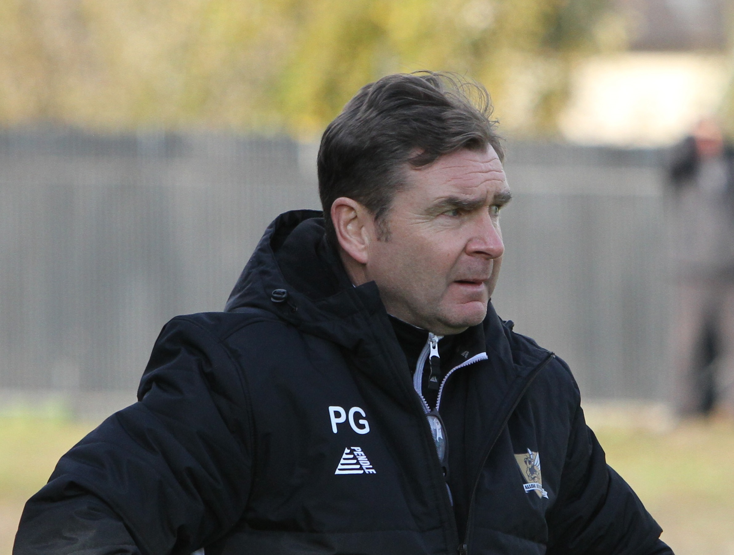 Grant hails battling players as he leaves Alloa with win