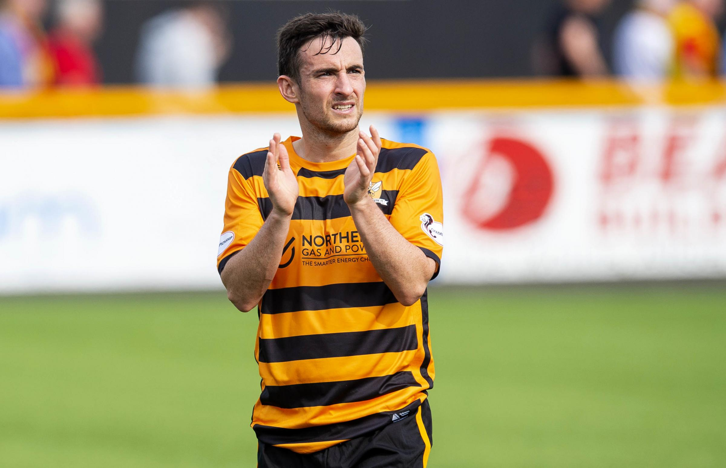 Cawley: 'Of course I signed on, I'm Alloa until I die'
