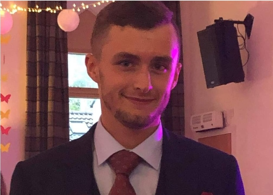 Police name man who died after road crash in Forth Valley