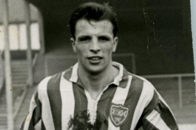 Tribute to late Alloa-born footballer Jack Bertolini