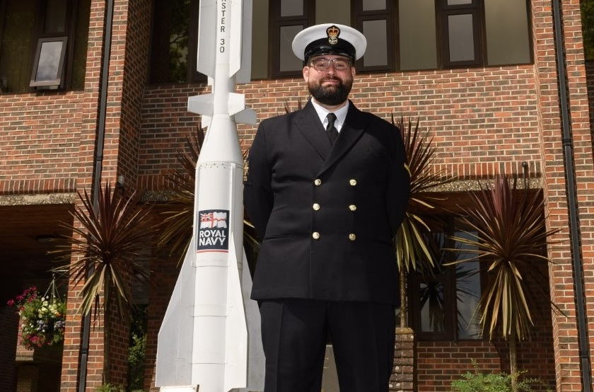 Tullibody sailor earns Admiral Rutherford Trophy