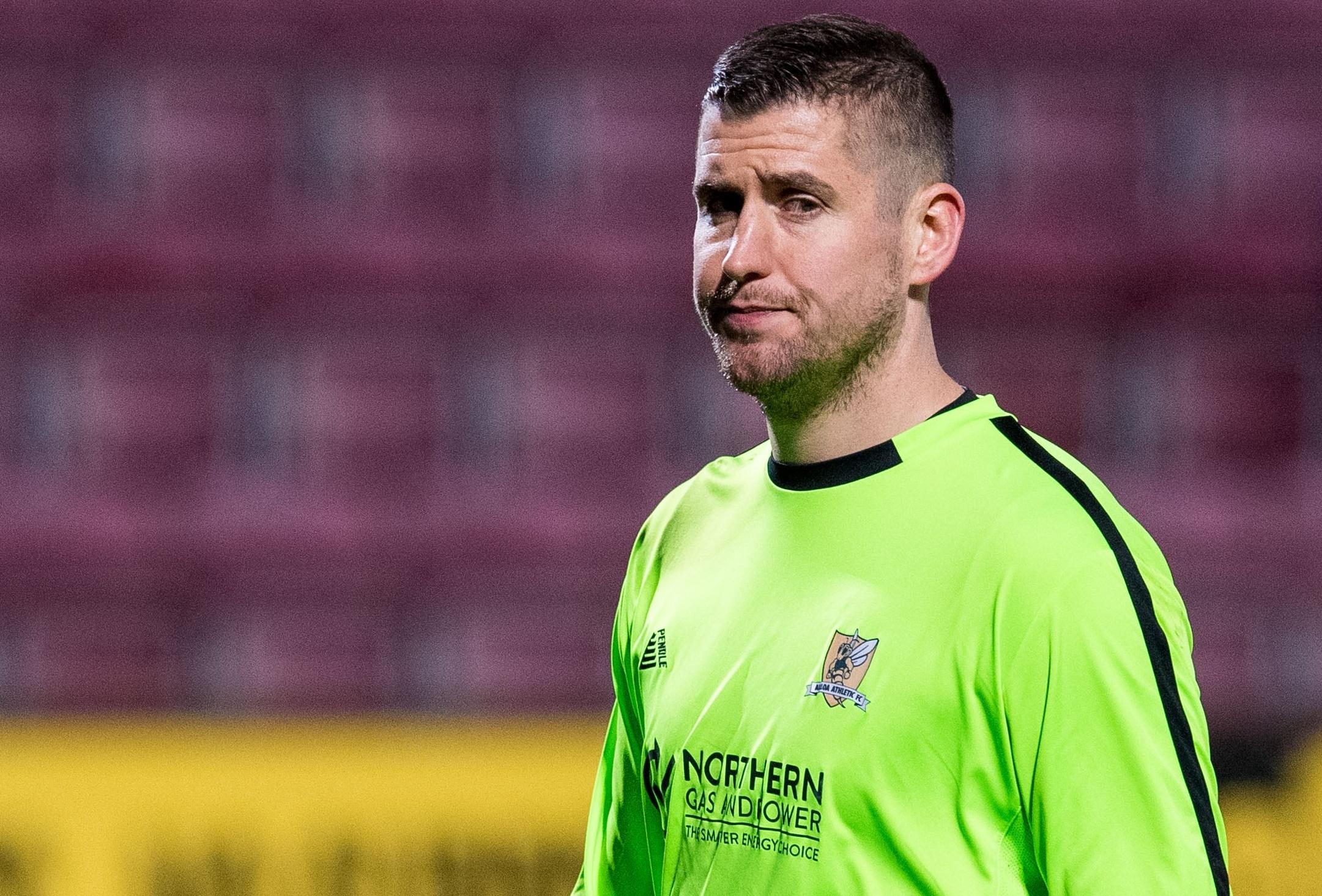 Ferguson insists Parry still has future at Alloa