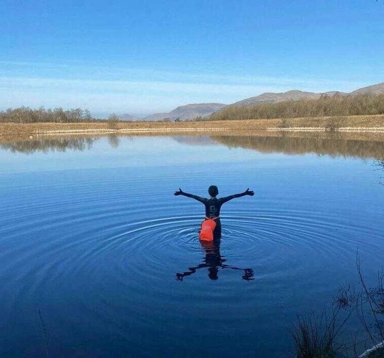 Postponed open water safety lessons at Gartmorn Dam