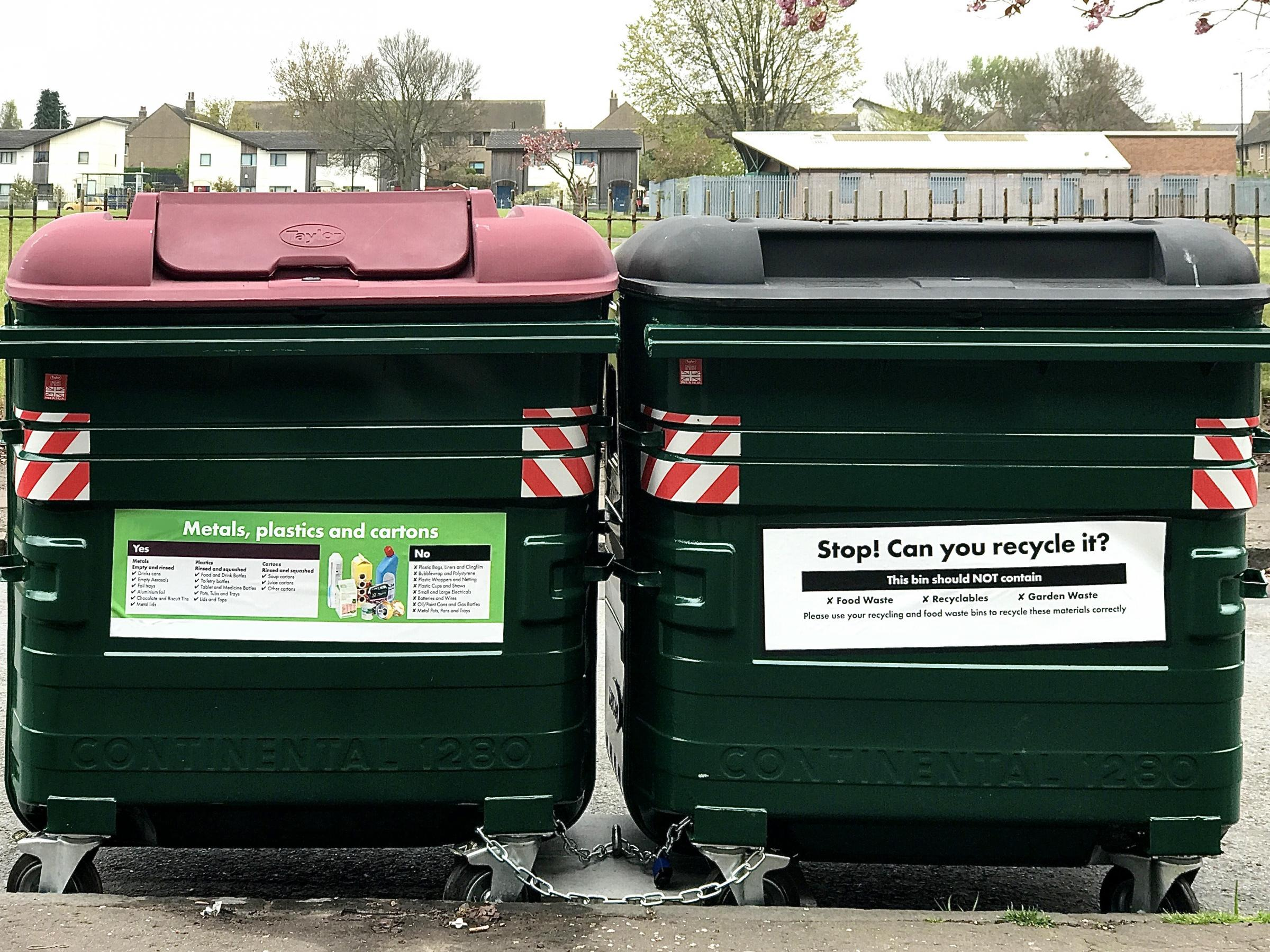 Councillors issue sympathy plea for waste workers