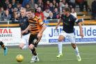 Wasps star Iain Flannigan fired up for derby clash with Falkirk