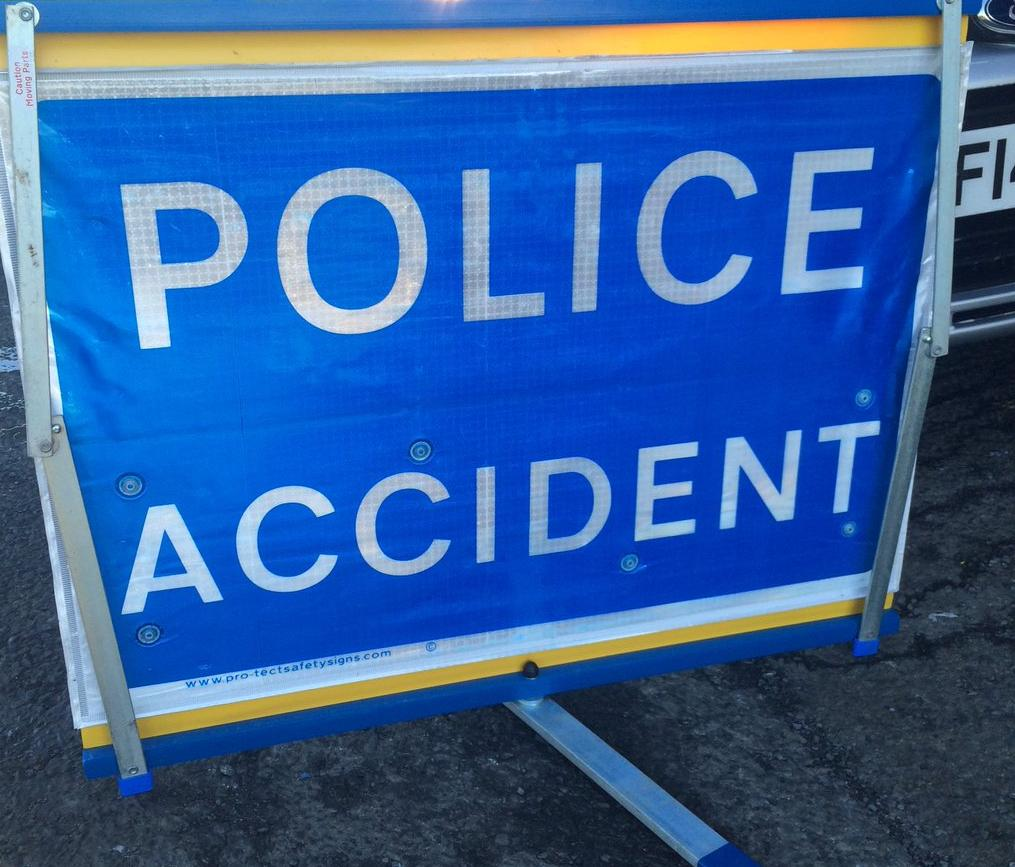 Motorcyclist killed in Camelon crash