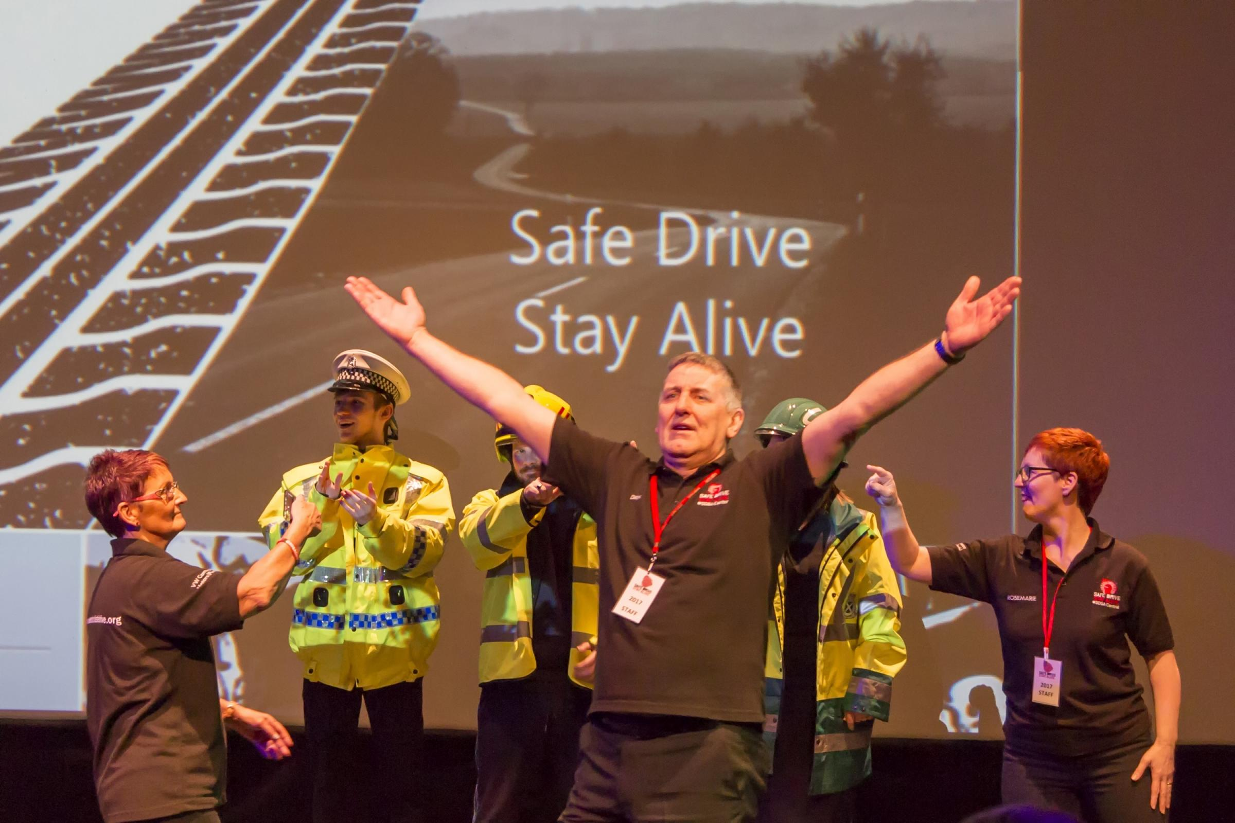 Safe Drive Stay Alive 2017
