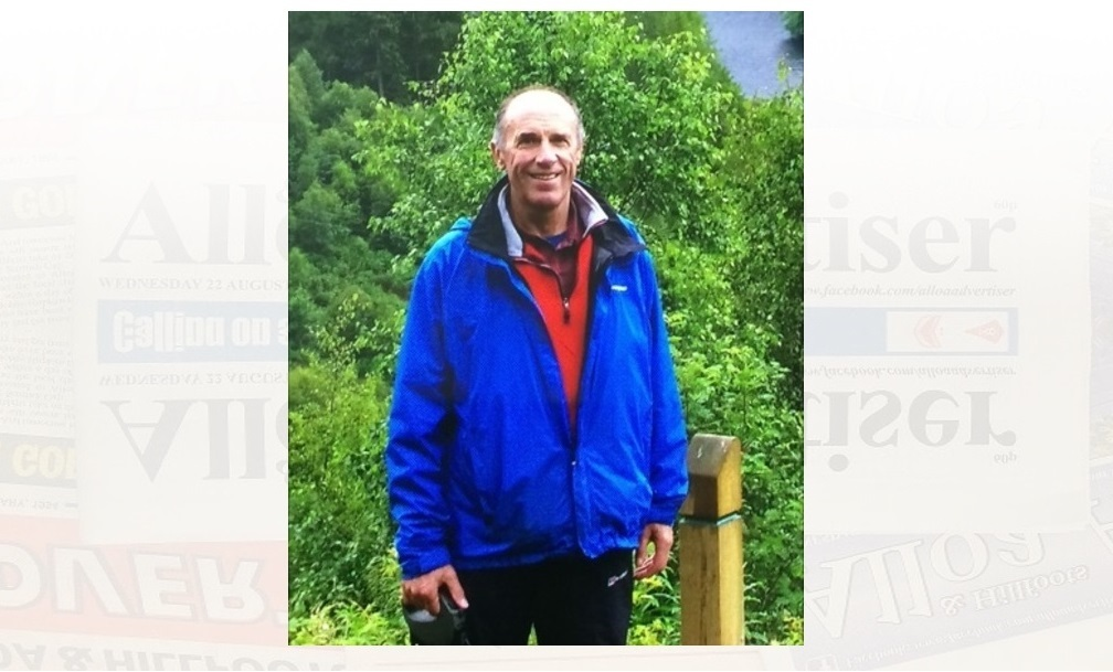 Forth Valley News: Bo'ness man goes missing