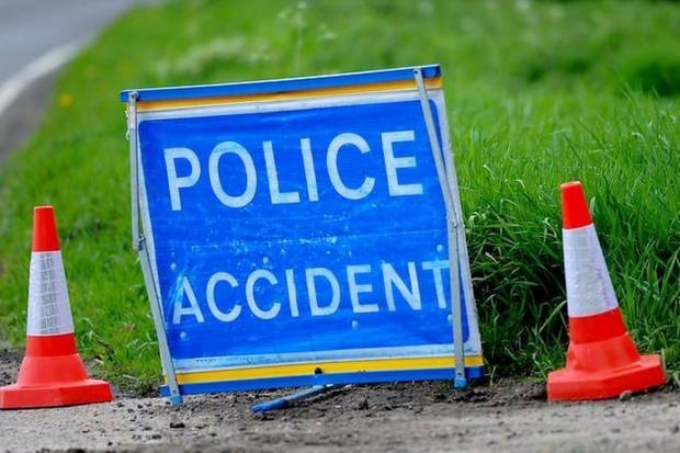 Woman dies following car collision