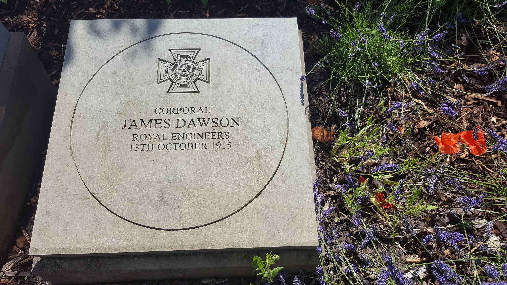 IN YOUR HONOUR: THE memorial to James Lennox Dawson in Tillicoultry
