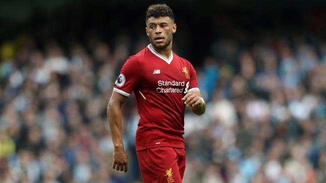 Image result for oxlade chamberlain liverpool arrives 2017