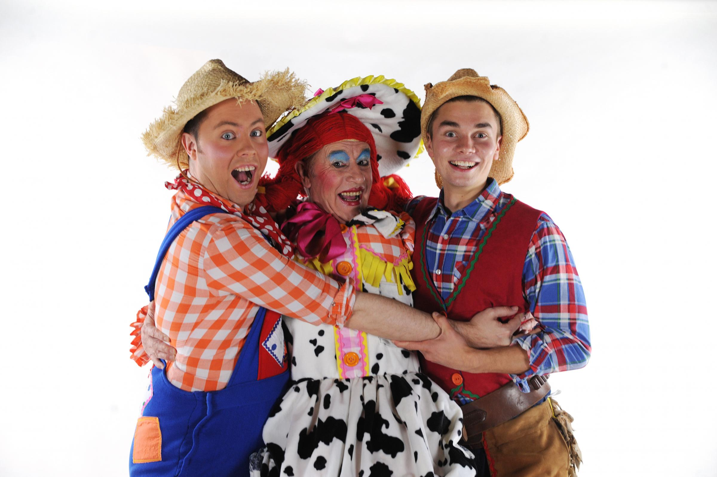 The Alhambra Theatre in Dunfermline will be hosting Jack and the Beanstalk from December 8-27. Picture by David Wardle