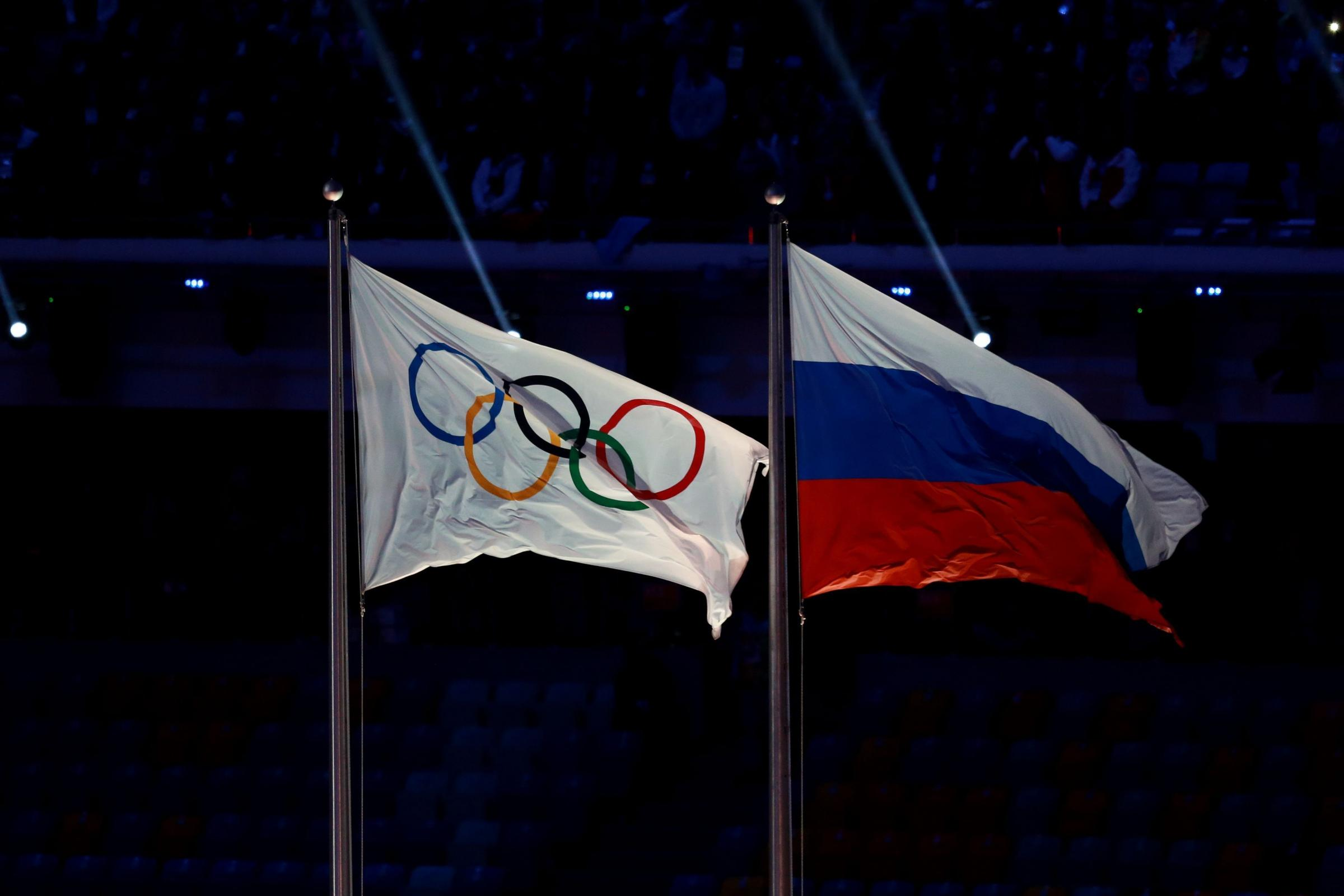 The Court of Arbitration for Sport will announce its decision on the participation of 47 athletes at the Winter Olympics nine hours before the opening ceremony (David Davies/PA Wire)