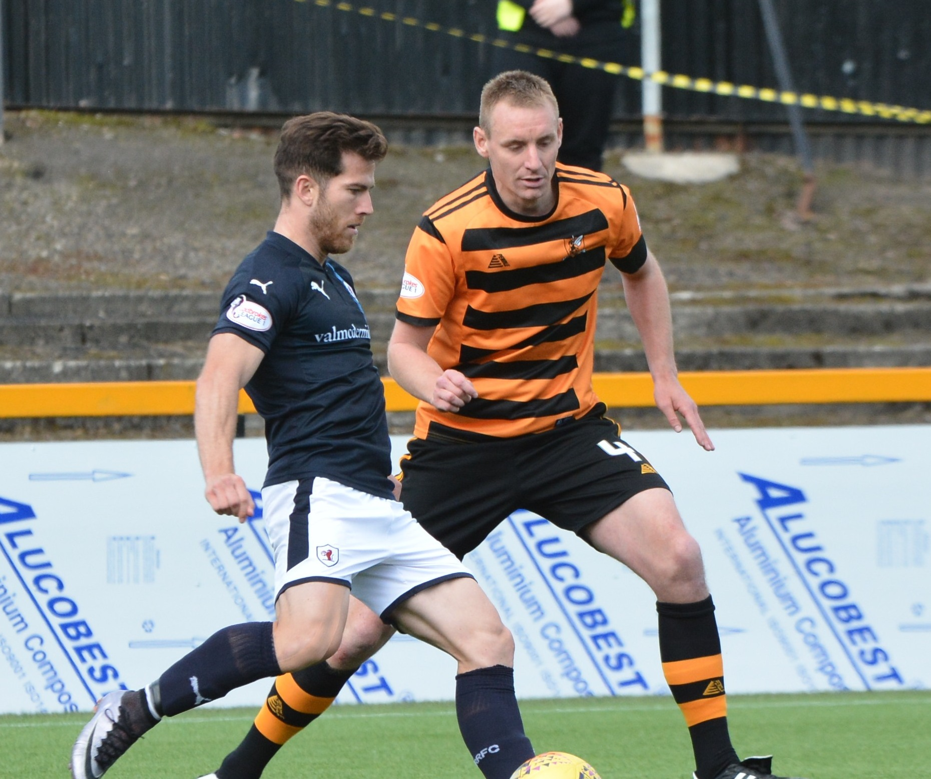 Graham: 'Alloa still aiming for play offs'