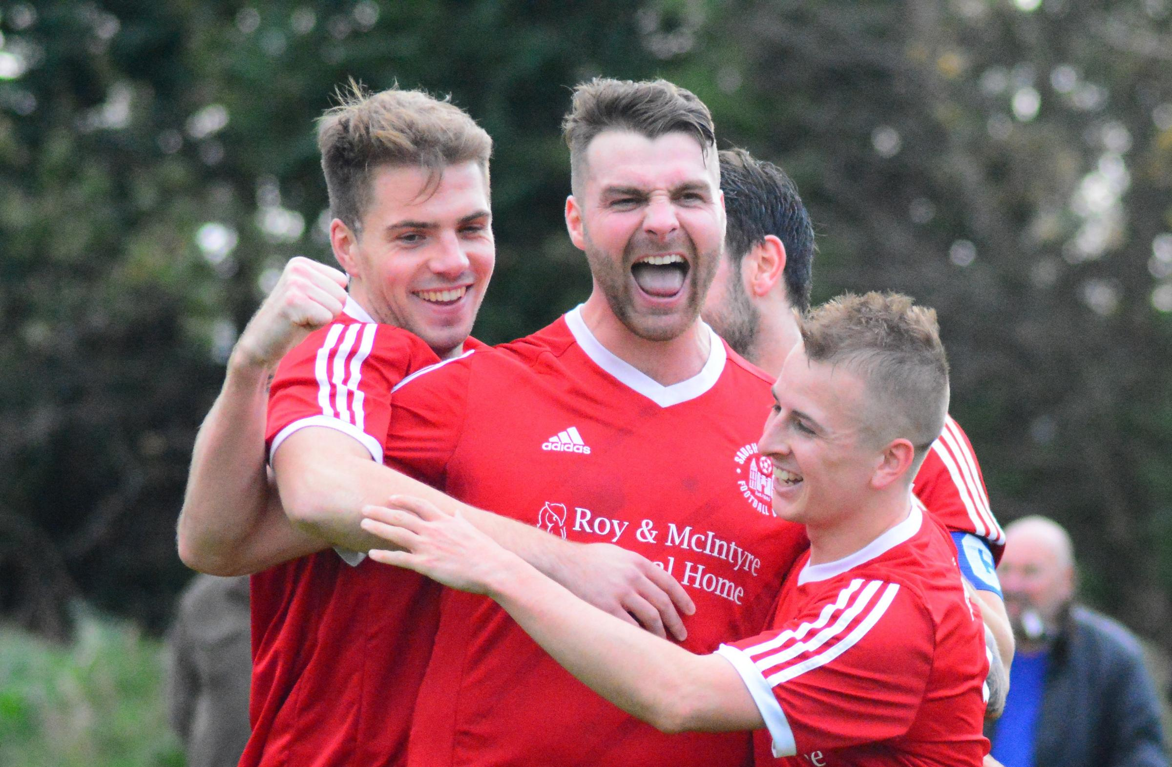 Sauchie handed home draw in Scottish Cup last 16